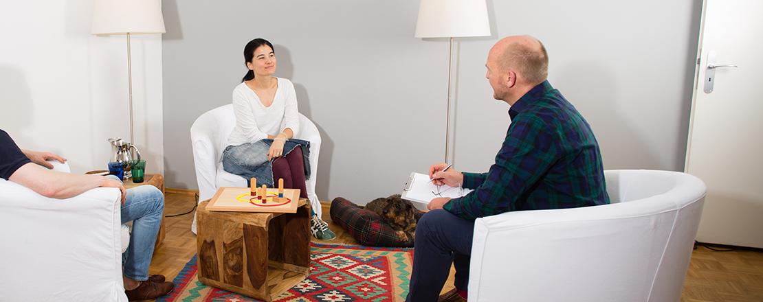 Paartherapie in München - Qualifizierte Paarberatung Jochen Rögelein